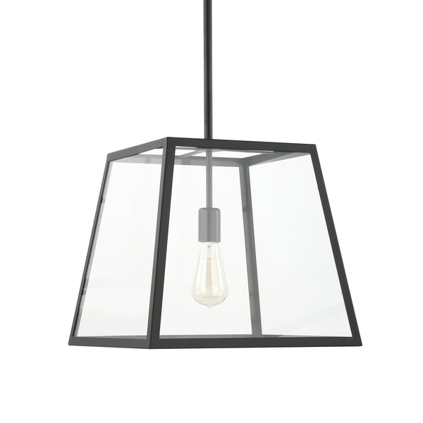 Preston Glass Pendant Lamp
