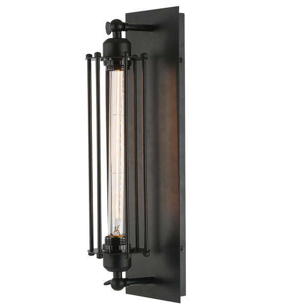 Caged Sconce