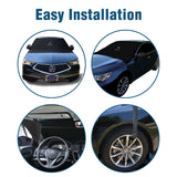 Evautolution Premium Windshield Snow Cover