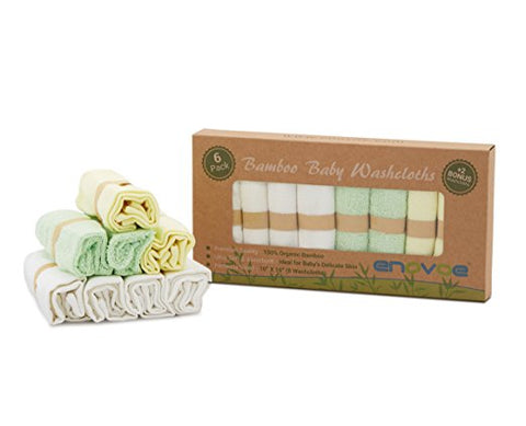 Bamboo Baby washclothes - E-Book