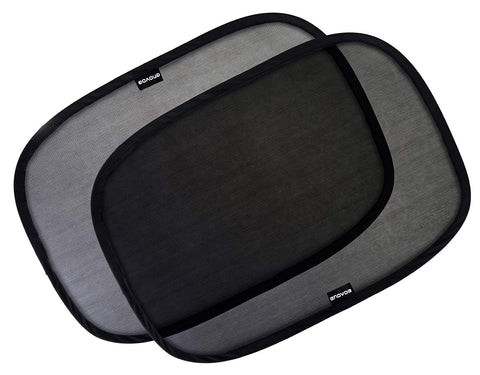 "Enovoe Comfy Ride Sun Shades - 21"" x 14"" - (2 Pack)"