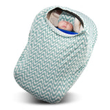 Enovoe Stretchy Baby Carseat Canopy Cover