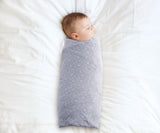 Muslin Swaddle Blankets (2 Pack) - 100% Cotton, All-in-One Baby Swaddle Blanket for Boys and Girls