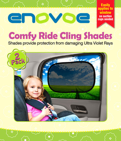Comfy Ride Sun Shades ( Regular ) - E-book