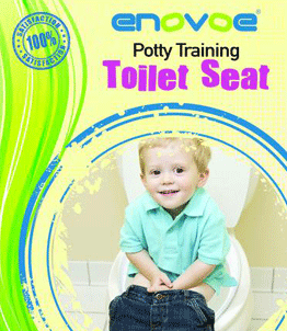 Toddler Potty Training Seat E-Book