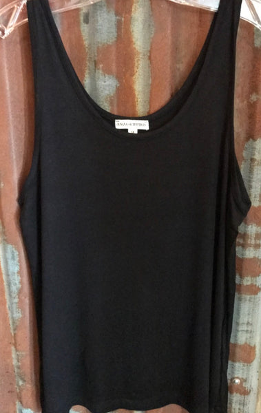 Soft Perfect Fit Tanks - Plus