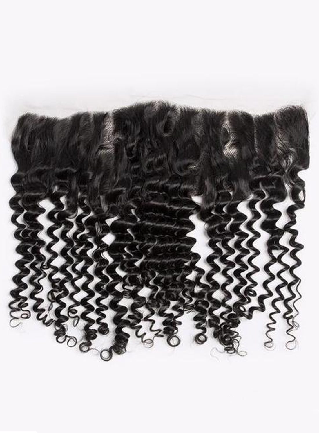 Curly Silk Frontals