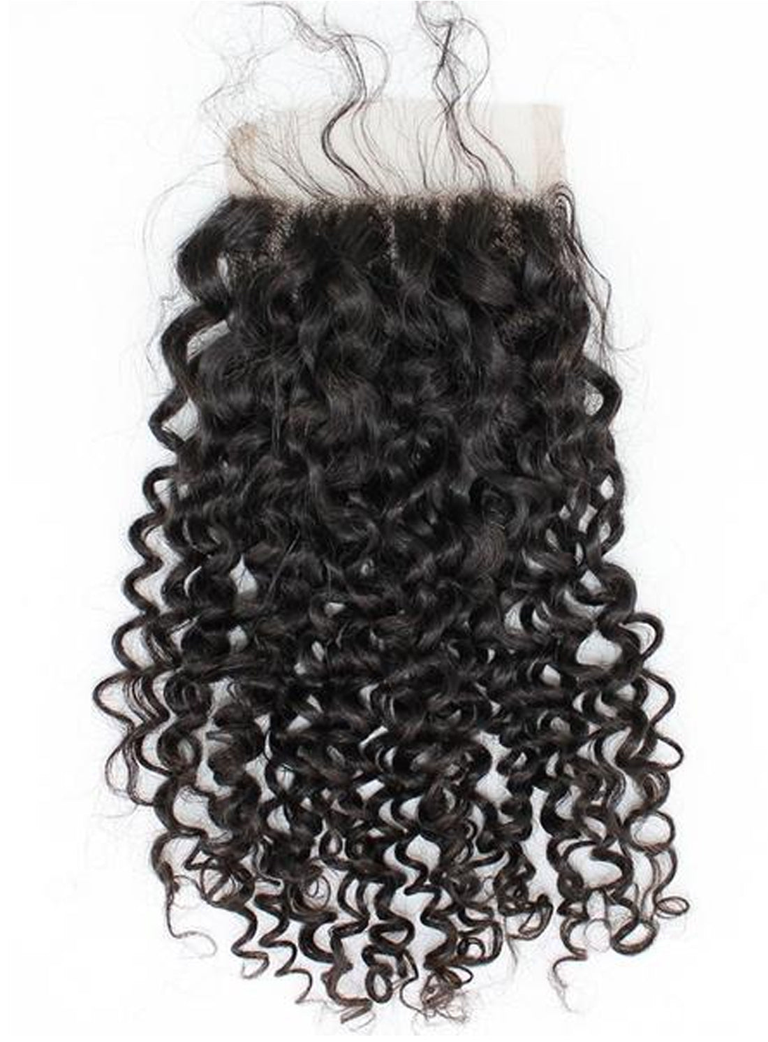 Curly Free Part Lace Closure