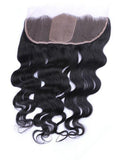 Body Wave Silk Frontals