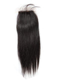 Silky Straight Free Part Lace Closure