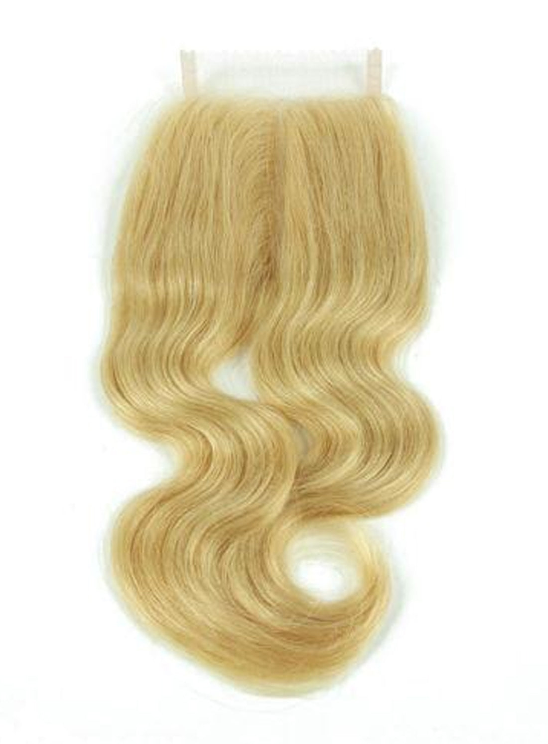 Blonde Body Wave 4x4 Lace Closure