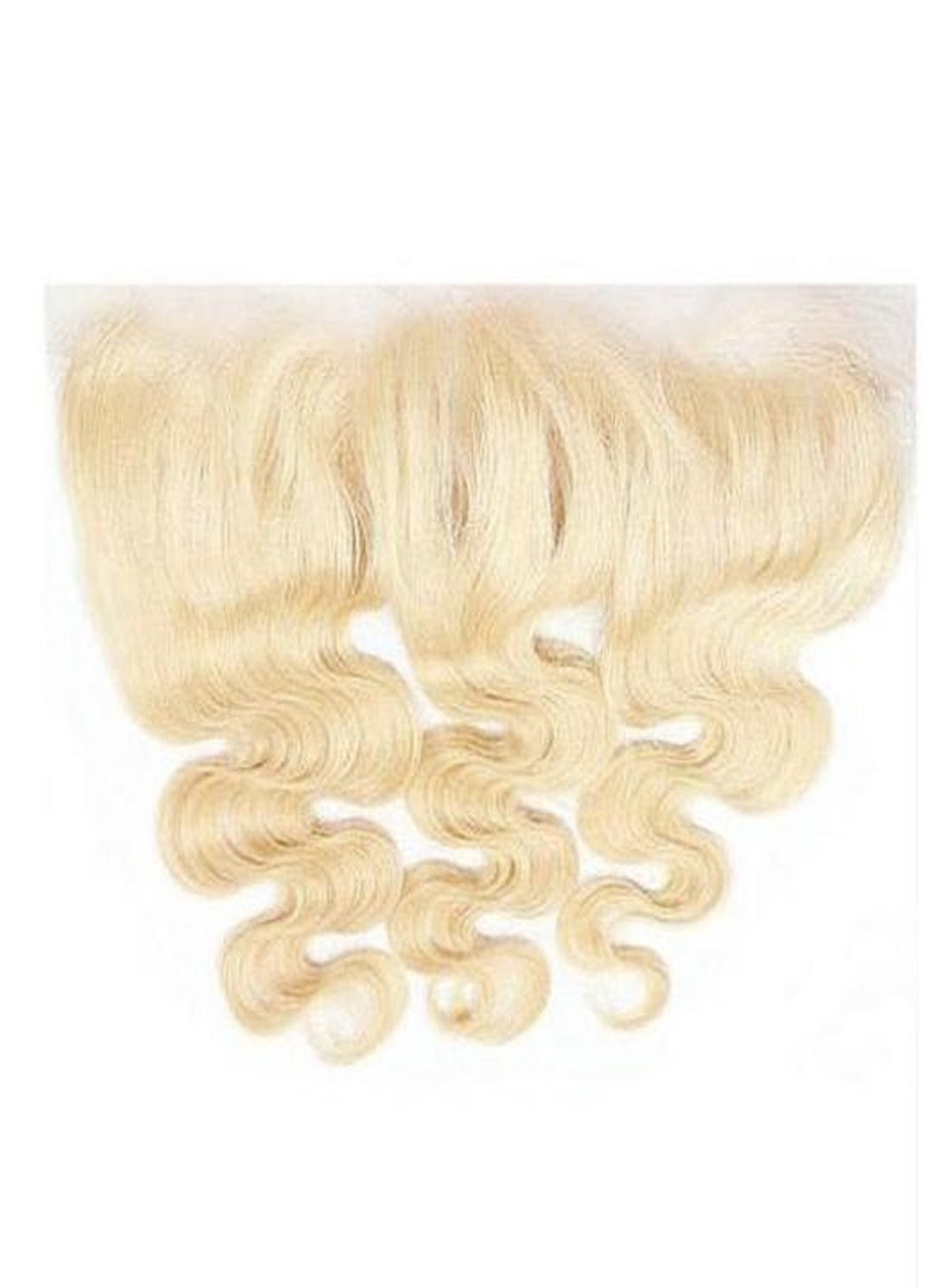 Blonde Bodywave Free Part Lace Frontal