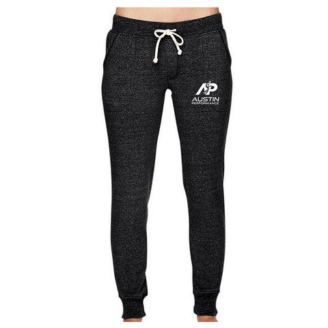 Ladies' Jogger Pants in Eco-Black (142819)