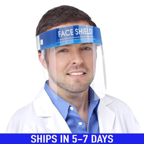 Face Shield Isolation Mask