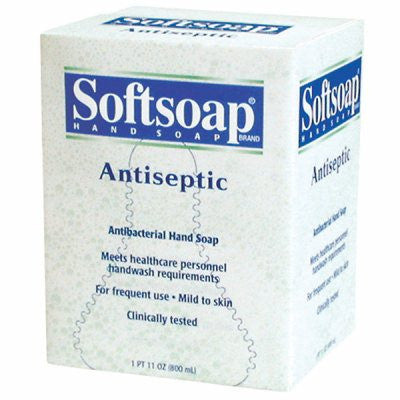 Softsoap Antiseptic Soap