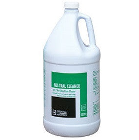 Essential Industries Nu-Tral Floor Cleaner, Gallon
