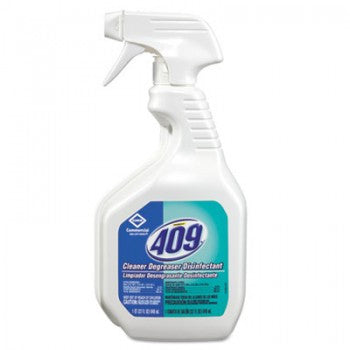 409 Cleaner/Degreaser/Disinfectant, 32 oz. Spray (Case Only)