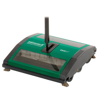 Bissell Sweeper w Rubber Brushes