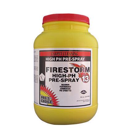 Pros Choice Firestorm