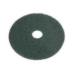 16 Green Scrubbing Floor Pad