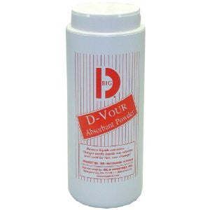 Big D DVour Absorbent Powder