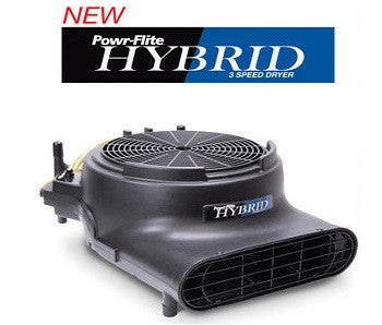 PowrFlite 3Speed Hybrid Blower