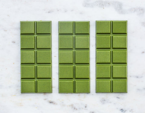 Vesta Chocolate Vegan Matcha Oat