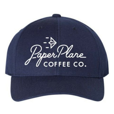 Paper Plane Coffee Co Snapback hat