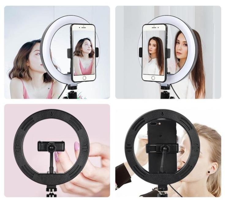 Ring light 8 tommer - MyStuff.no