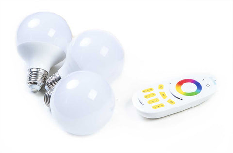 12-Smart LED Light Bulbs