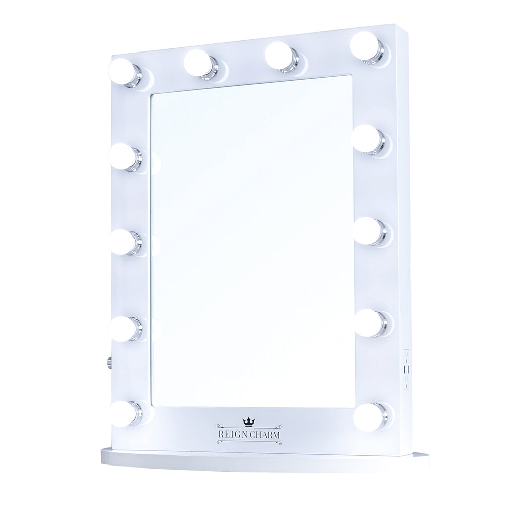 Moviestar Hollywood Vanity Mirror 12 Led Lights Dual