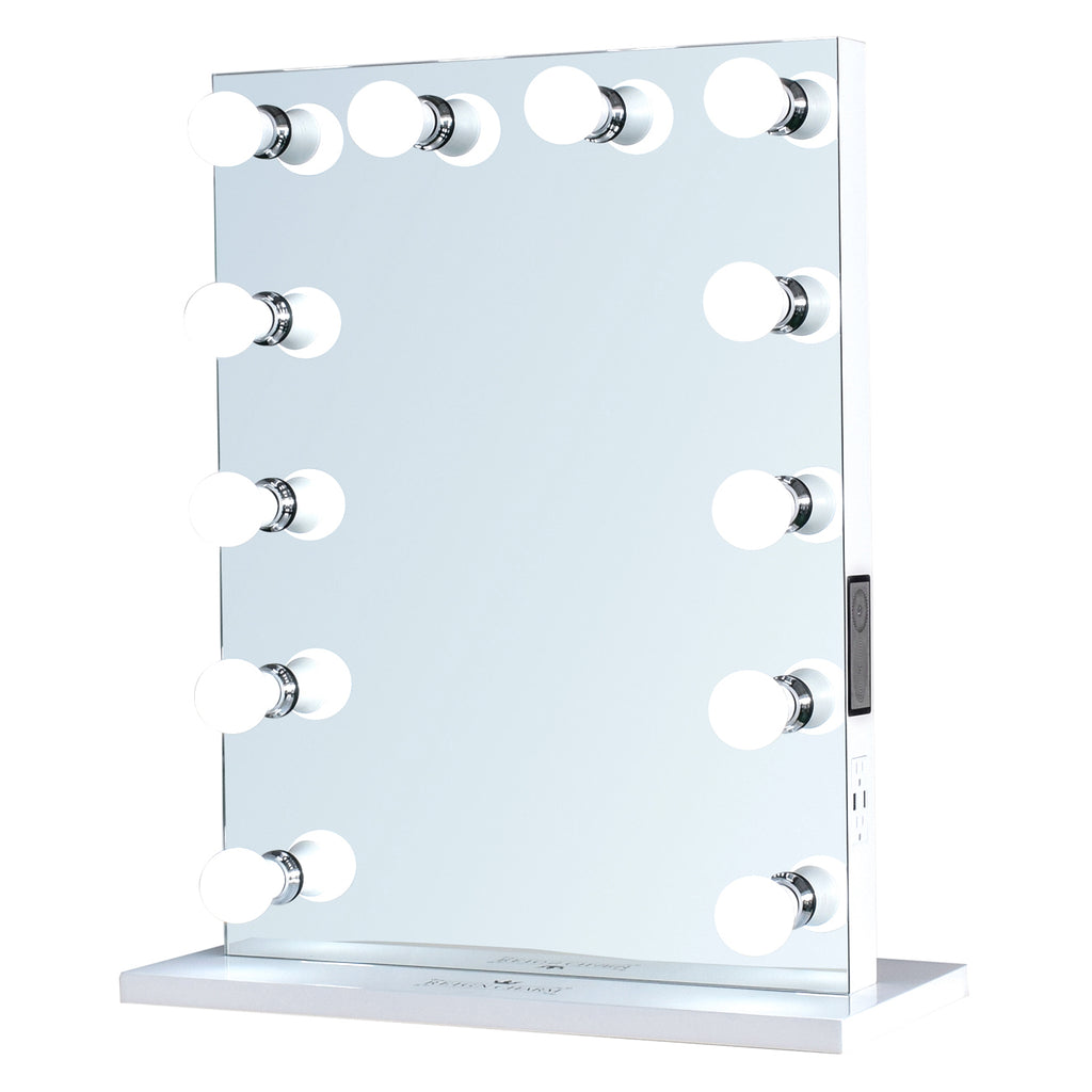 Rockstar Bluetooth Enabled Hollywood Vanity Mirrors With Led Lights Reigncharm