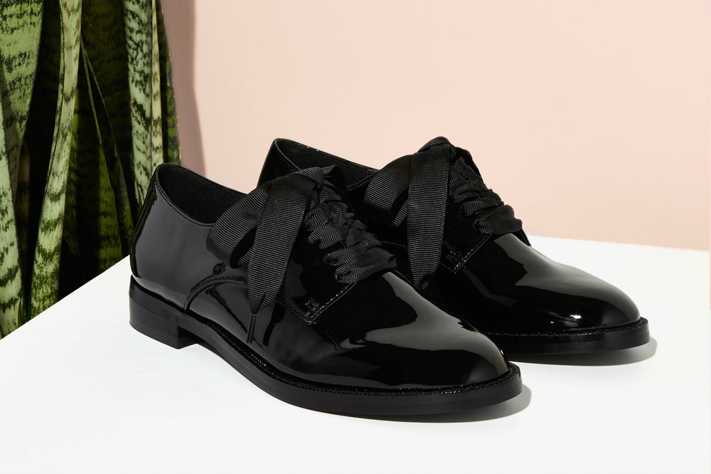 WhoWhatWear: Must-Have: Vegan Loafers Anyone Will Love