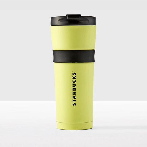 Starbucks Max Citron Stainless Steel Tumbler, 16 oz