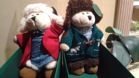 Starbucks Limited Edition Christmas 2016 Bearista Bears Collection
