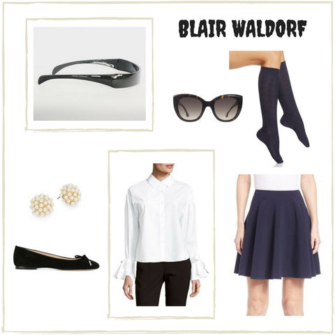 Blair Waldorf costume