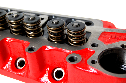 A-Series Cylinder Head