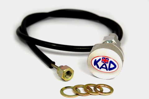 KAD Cable Adjuster Kit for KAD Brake Pedal Bias Box