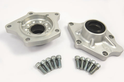 KAD Billet Diff Output Covers (Pair)