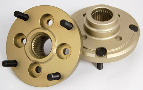 KAD Alloy Mini Drive Flange (Pair)