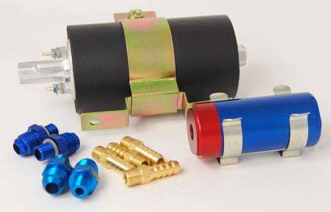 Injection Fuel Pump and Filter Kit