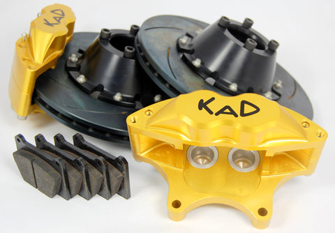 KAD Alloy K4 Big Disc Classic Mini Brake Kits