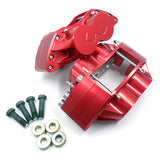 KAD 4 Pot Mini Brake Calipers (Pair)
