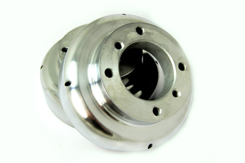 KAD Lightweight Alloy Mini Rear Brake Drums