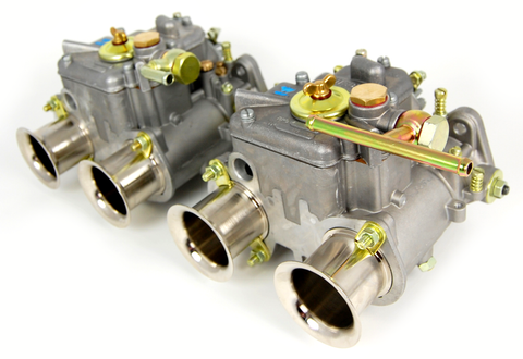 Weber DCOE Carburettor Pair