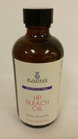 Skin Bleach & Clarifying Oil 8oz/240ml
