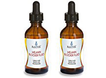 12 bottles of Even Clear Melanin Blocker W/Melanostatins Ursolic & Vanillic Acid 60ml each