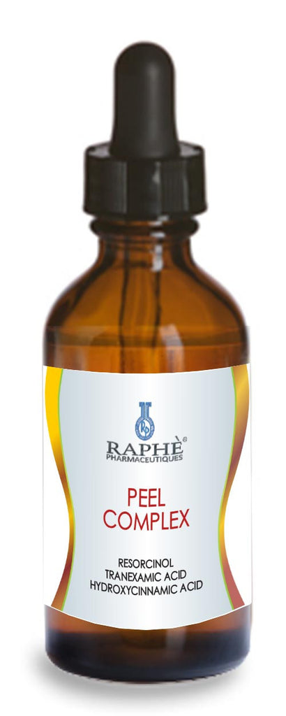Peel Complex & Rejuvenating System For Color skin 60ml