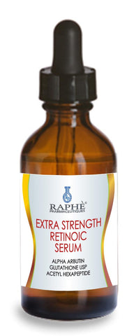 Raphe Pharmaceutique Maximum Strength Retinoic Acid Serum Concentrate 60ml