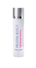 Melasma Bleach & Triple Strength Whitening Emulsion 120ml Plus Free 30ml Whitening Peel Complex - 3 Bottles Each